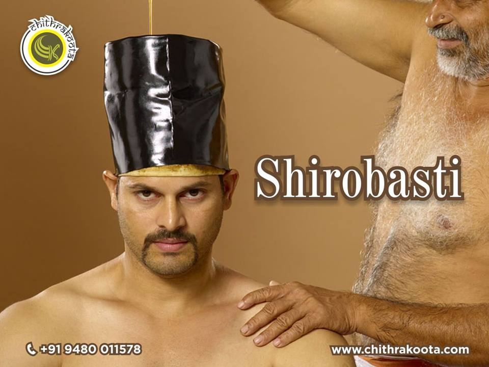 Shiro basti Chithrakoota